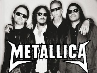 Metallica doing a pretty decent job of keeping the Death Magnetic PR machine s wheels turning