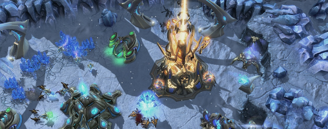StarCraft 2 Starter Edition offers free maps and missions to new
