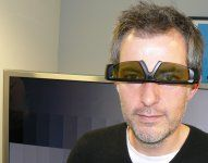 Sony Panasonic and Samsung s 3D glasses standard begins