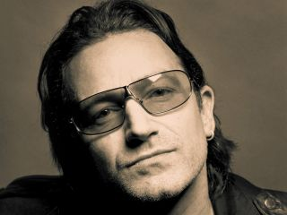 Bono's got a press pass and he's gonna use it