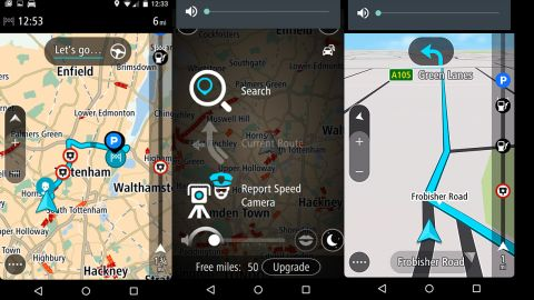 TomTom GO Mobile for Android review | TechRadar
