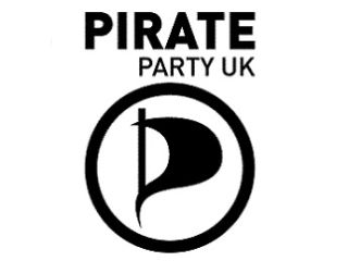 It's not quite the Jolly Roger, but the Pirate Party UK is flying the flag for free file-sharing