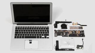 Edward Snowden's Laptop