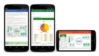 Microsoft Office Preview for Android phones