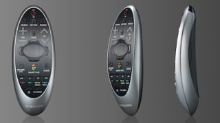 Samsung outs fancy new pebbled shaped Smart Control remote ahead of CES