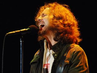 Eddie Vedder turn in a fine vocal performance on the unreleased Better Days