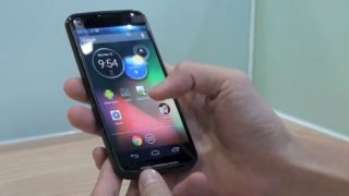 Could the Moto X smartphone sport the fastest LTE speeds on the block?