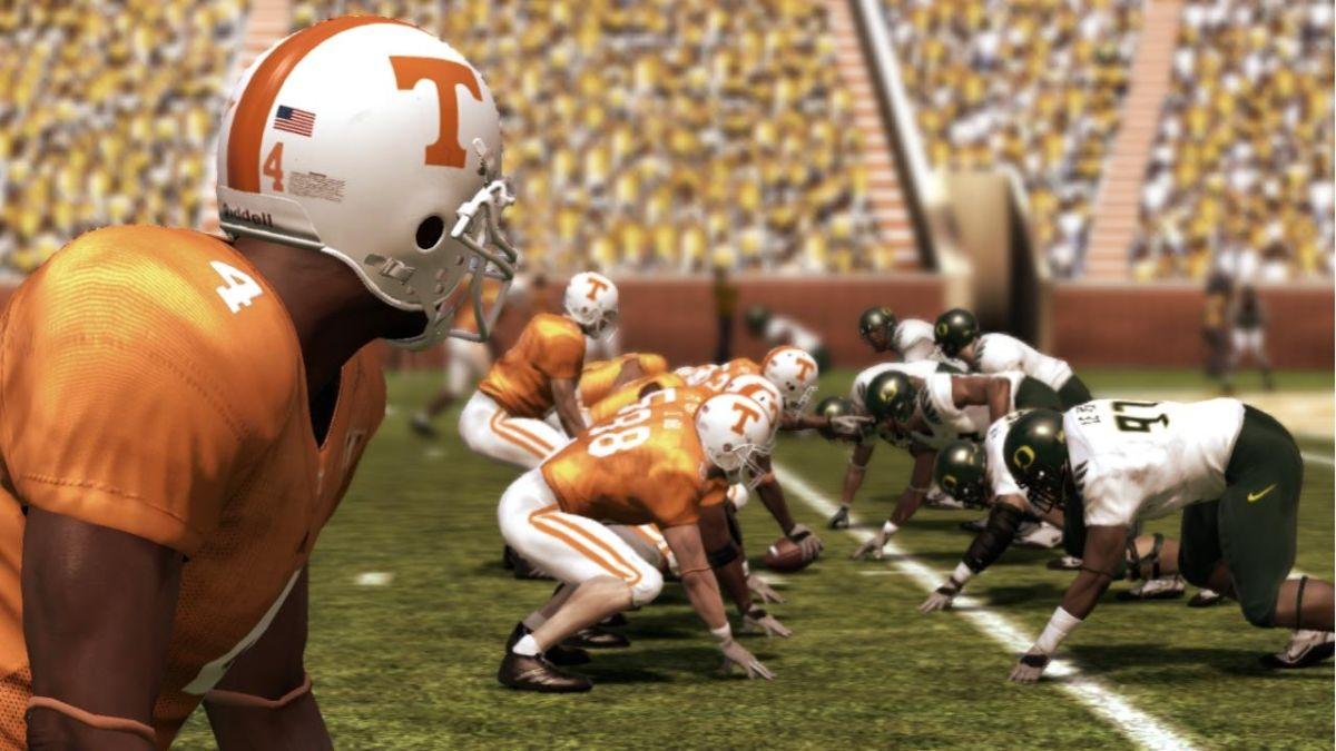 NCAA Football 11 review | GamesRadar+