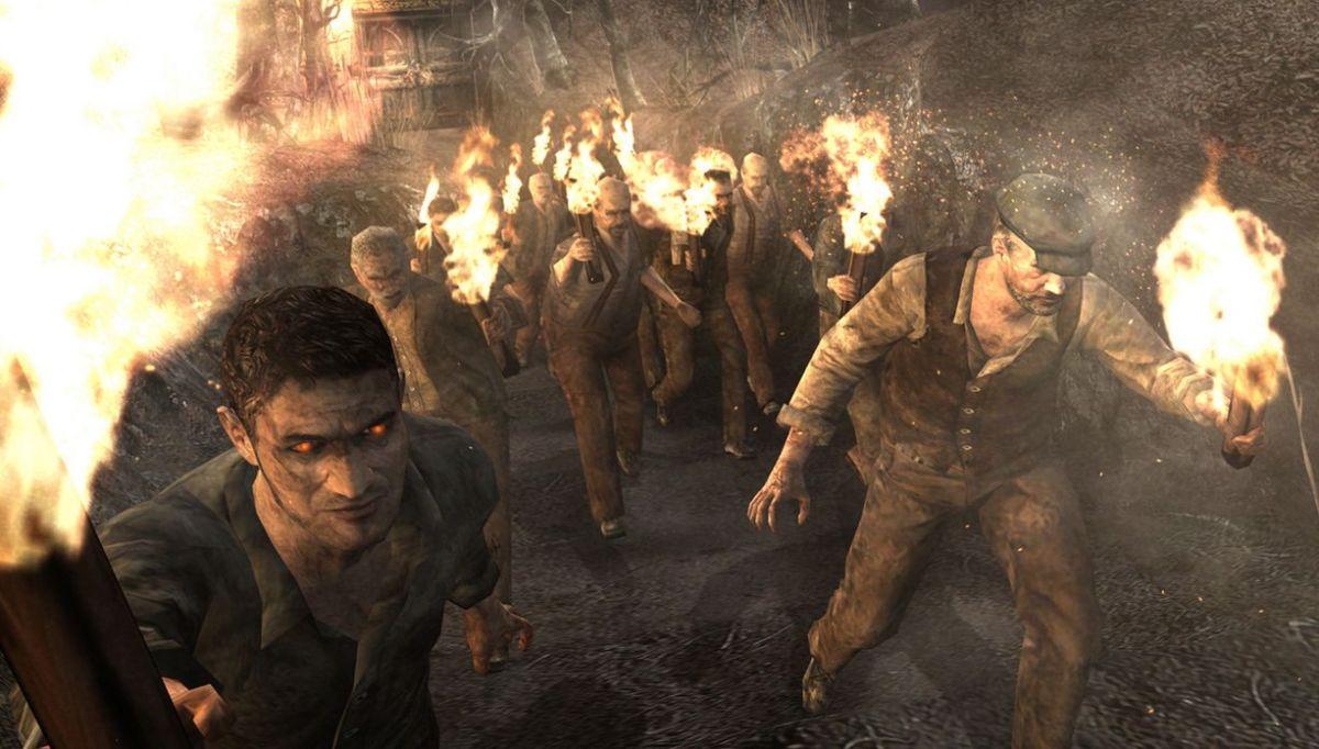Resident Evil 4 Hd Review Pc Gamer