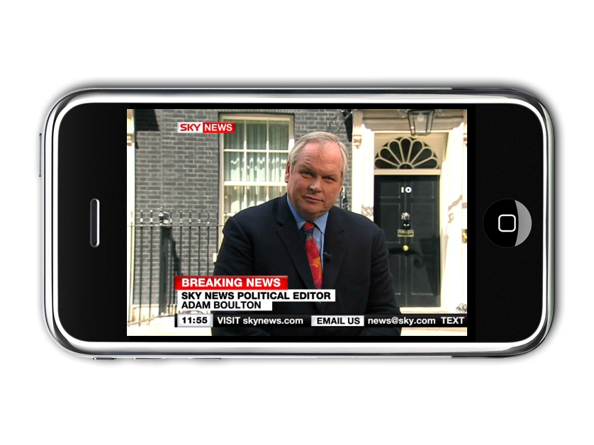 Sky's Mobile TV now enabled for 3G | TechRadar