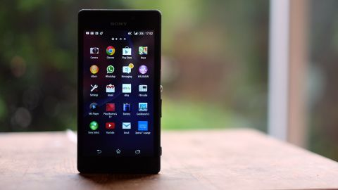 Sony Xperia M2 Aqua review