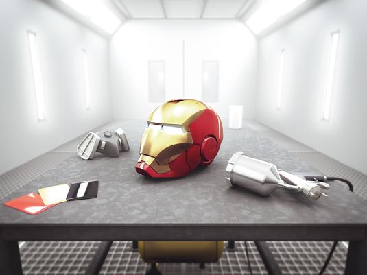 How to create realistic metallic textures