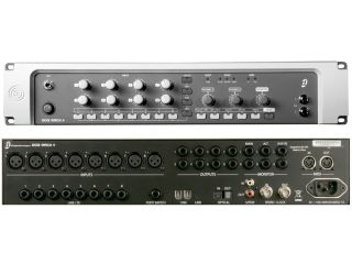 The 003 Rack+ Factory has I/O coming out of its (rack) ears.