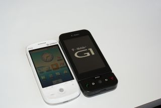The HTC Magic - coming 1 May on Vodafone