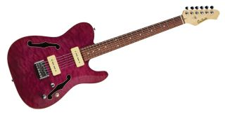 The P90IV pickups sound a lot more expensive than they actually are