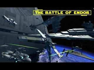 Battle of Endor Oculus Rift