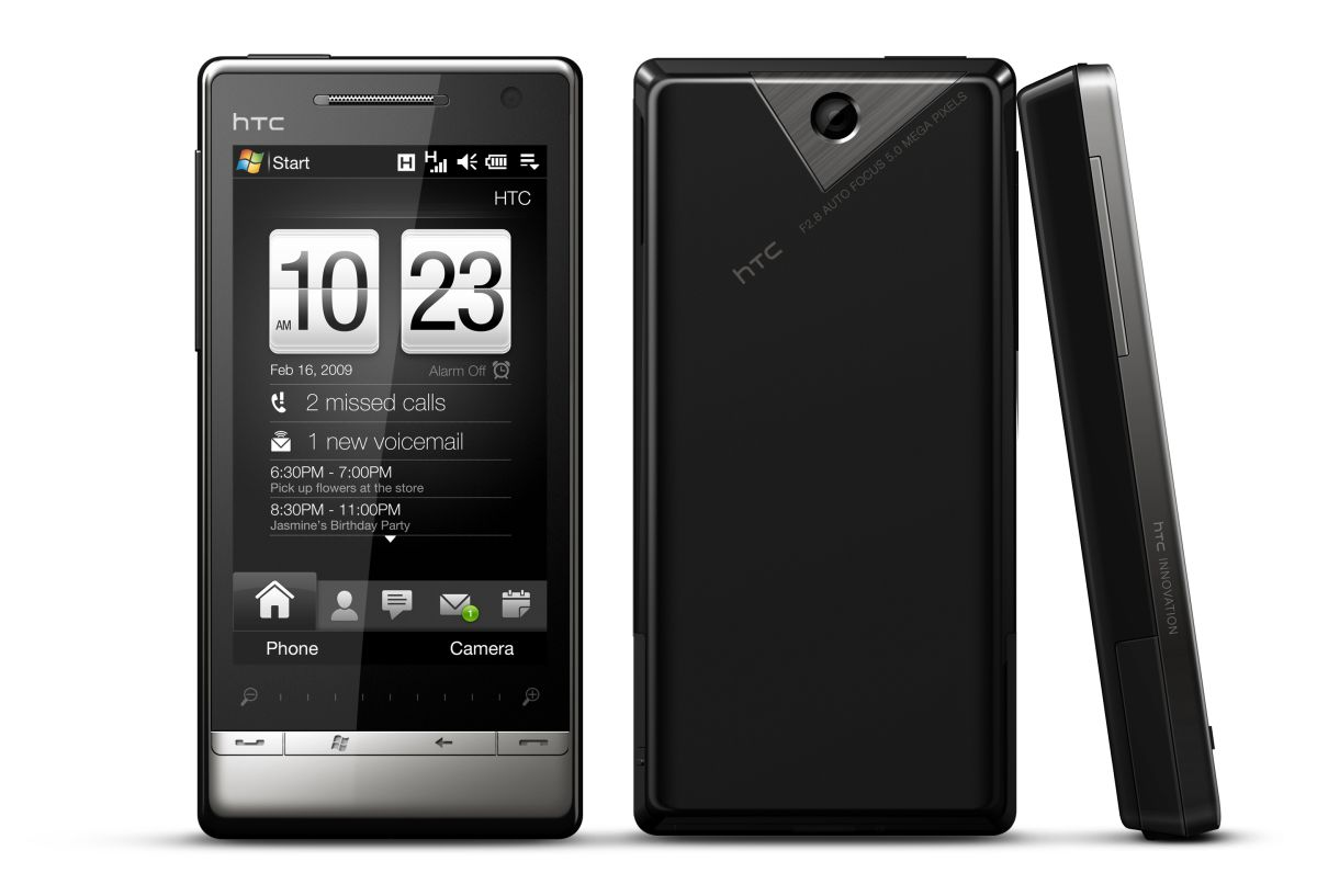 HTC Touch Pro2 Ringtones