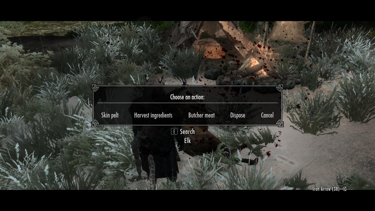 the best skyrim mods: hunterborn