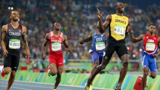 Turn yourself into the Usain Bolt of music production