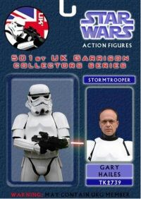 Star Wars And Batman Fandom Gary Hailes Interview