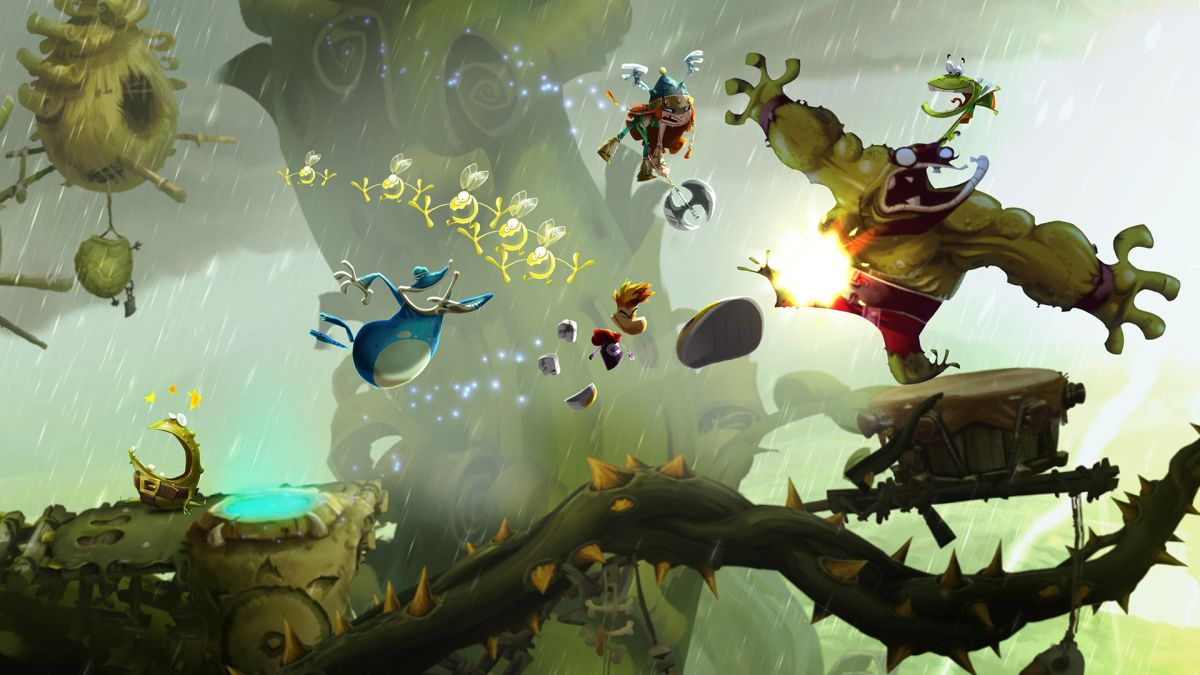 Rayman Legends PS4/Xbox One review