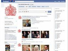 The official Royal Family Facebook page launches this week