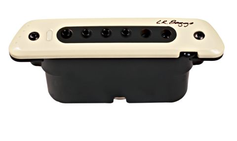 The M80 is an attempt to produce a magnetic pickup that has very mic-like characteristics