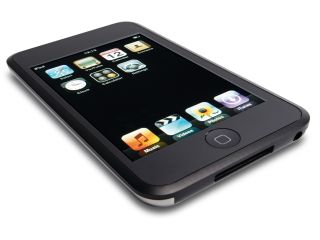 ipod touch flat