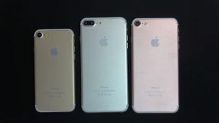 Three iPhone mock ups