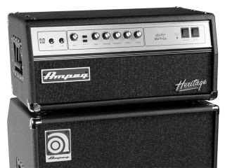 Ampeg Heritage Series guitar amps