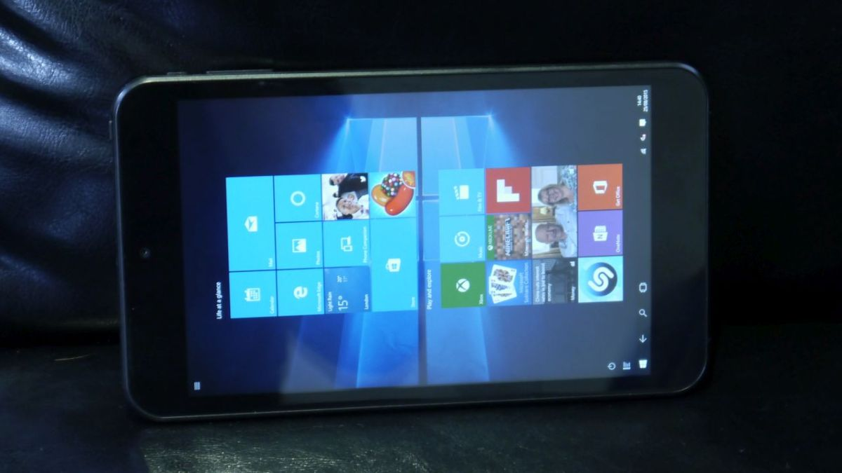 How to install Windows 10 on a tablet - Installing Windows ...