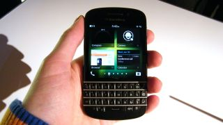 BlackBerry Q10 release date in Canada