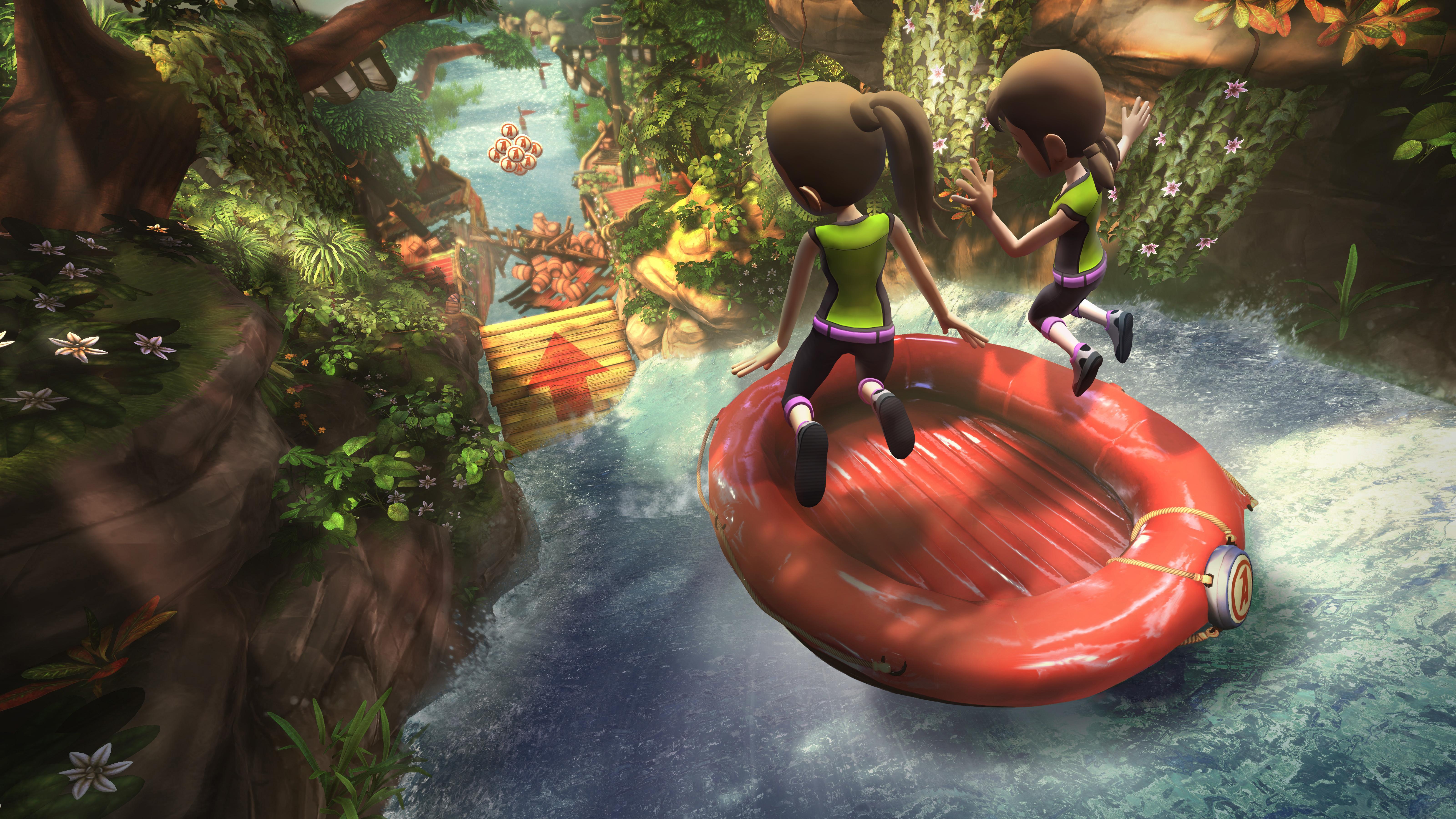 Kinect Adventures review | GamesRadar+