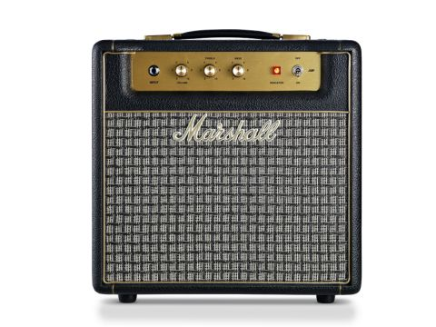 The Marshall JMP1 combo's styling successfully evokes the mighty 1959 Super Lead.
