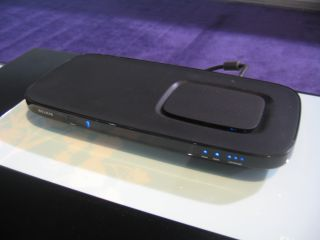 Belkin s wireless HD Flywire box