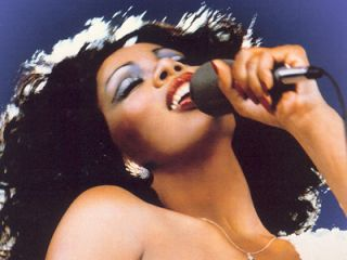 I Feel Love was a hit for Donna Summer in 1977.