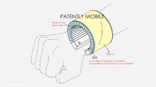 Samsung's next wearable might be a bracelet that turns into a smartphone