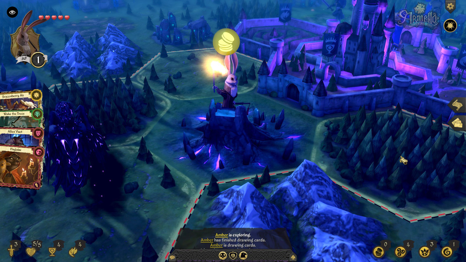 Armello: one studio's vision to breathe life into the digital tabletop