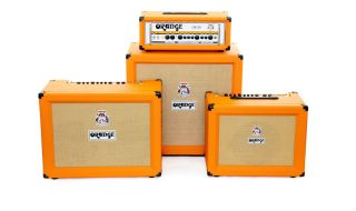 The Orange Crush CR120C (£479), CR120H (£299, head-only) and CR60C (£349)