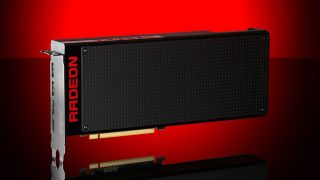 Radeon Pro Duo Red Background