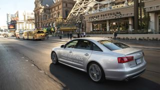 Cities unprepared for driverless cars