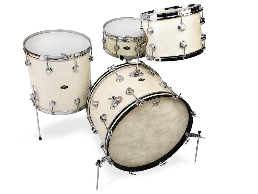 Vintage Drum Gear George Way Kits Musicradar