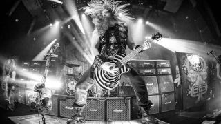 Zakk Wylde - at home in biker bars, struggles in retirement homes...