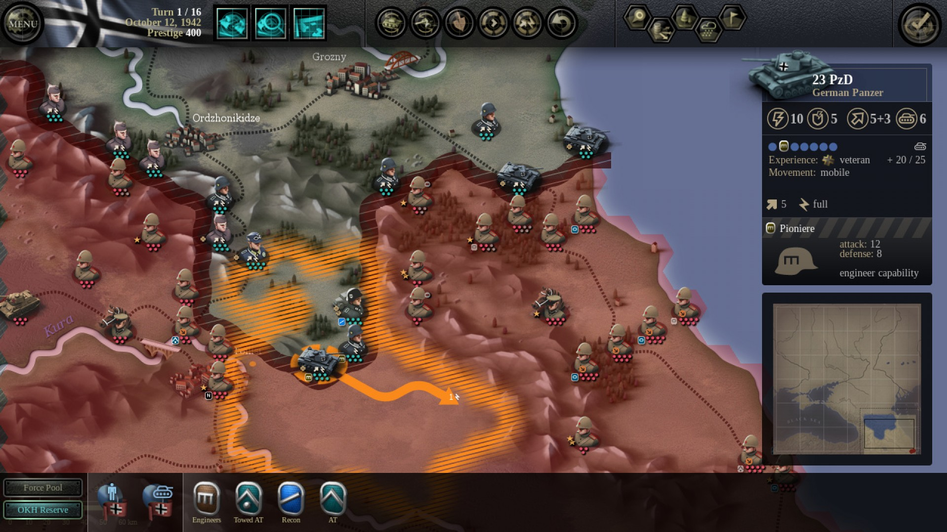 Unity of Command review | PC Gamer