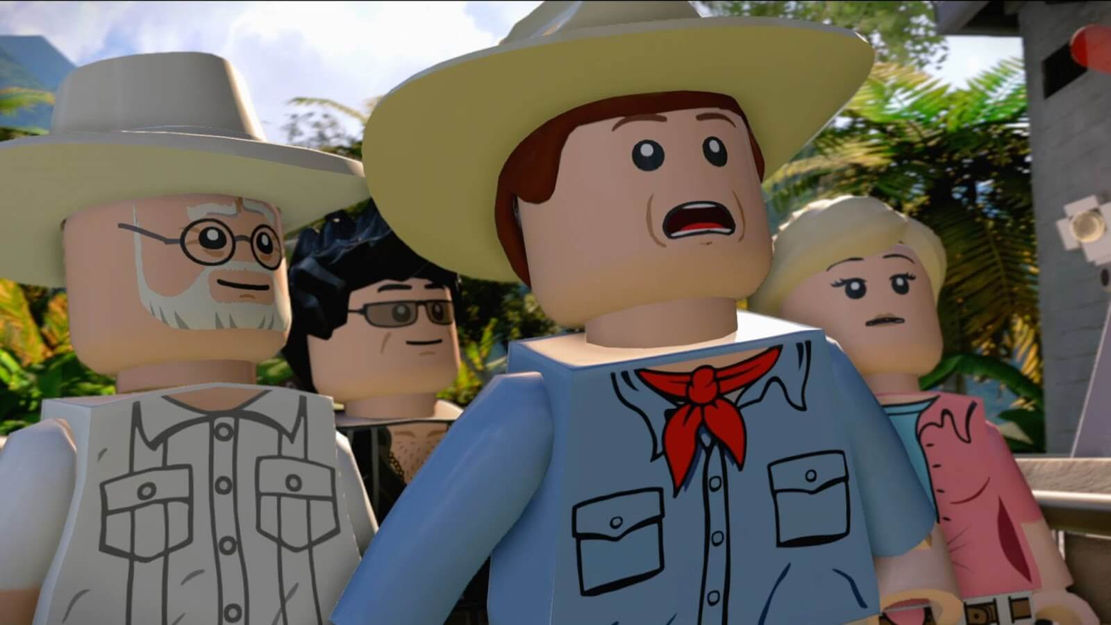 Lego Jurassic World Workers in Peril guide: Page 3 | GamesRadar+