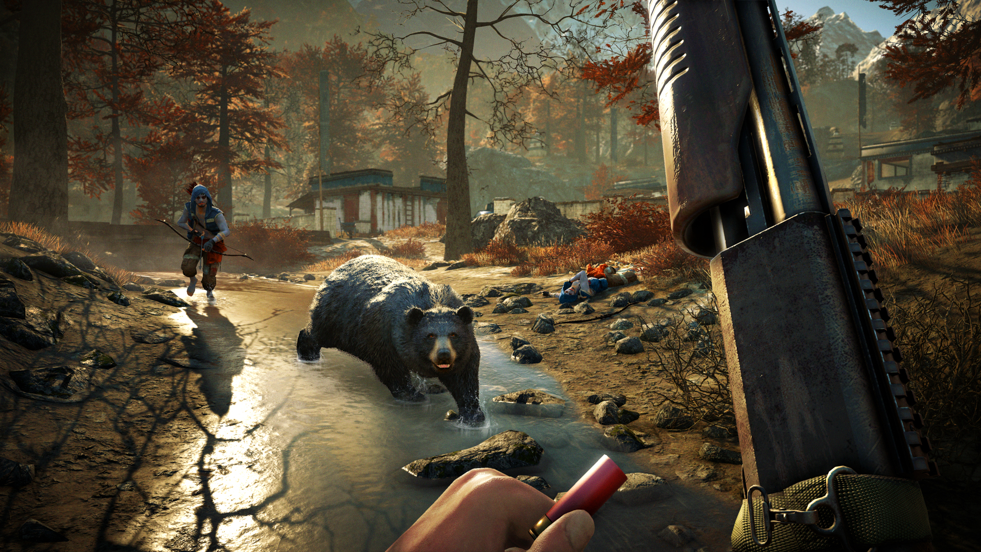 Far Cry 4 Building The Anecdote Factory Techradar