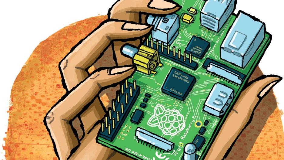 How to turn the Raspberry Pi into a wireless printer server