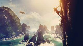 Crytek TheClimb KeyArt