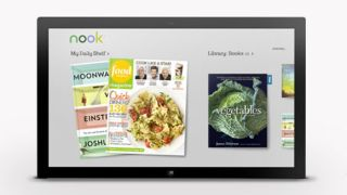Nook app for Windows 8