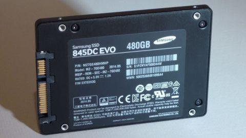 Samsung 845DC EVO 480GB